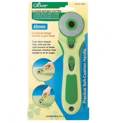 Rotary cutter 18 mm