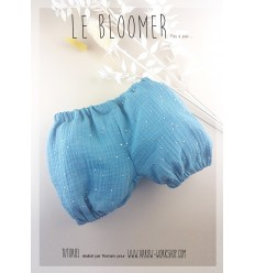 "TUTORIEL ""Bloomer"""