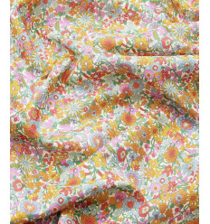"Tissu Liberty ""From London with love"" june blossom"""