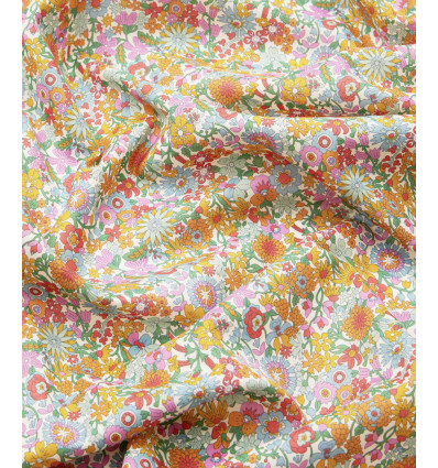 """Tissu Liberty """"From London with love"""" june blossom"""""""