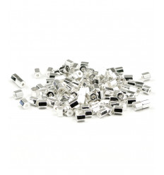 Minis perles hexagones cylindriques (3gr.)