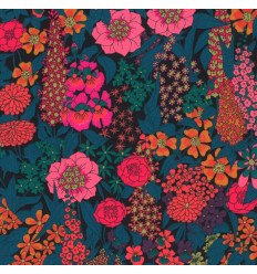 "Tissu Liberty ""From London with.. Dreams of summer"""