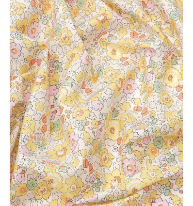 "Tissu Liberty ""Betsy Édition 40 ans"""