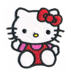 "Ecusson ""Hello Kitty"""